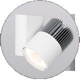 LED-Schienenstrahler-Schaufensterbeleuchtung
