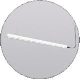 LED-Lininenleuchten-Gangbeleuchtung