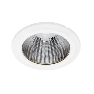 LED-Deckeneinbauleuchte-Downlight-für-umweltfreundliche-Shopbeleuchtung-DLL195-Weiss-LECAR