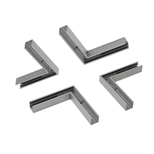 Kreuz-Verbindungsstück-CARDANO®-PROFILSYSTEM-Aluminium-Silber-307x307