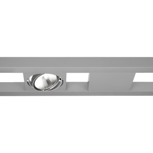 LED-Systemleuchte-Lecar-Lichteinsatz-E1-Aluminium-Silber