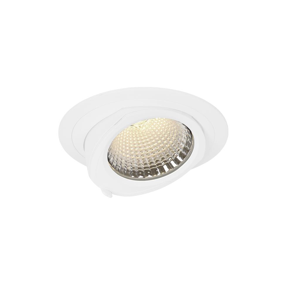 LED-Deckeneinbauleuchte-MULTI-LIGHT-MIDI-umweltfreundlicher-Einbaustrahler-zur-Beleuchtung-von-Shops-Weiss-LECAR
