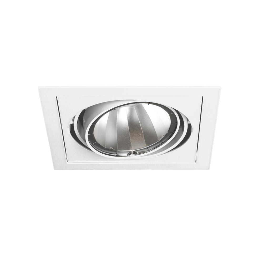 Modularer-LED-Deckeneinbauleuchte-CARDANO-E1-Modular-umweltfreundlicher-Einbaustrahler-zur-Beleuchtung-von-Shops-Weiss-LECAR