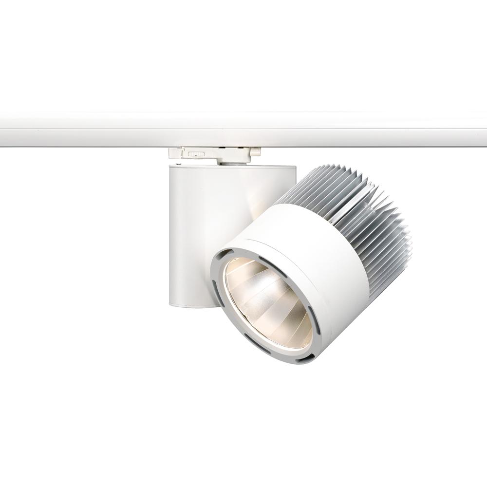 LED-Aufbaustrahler-für-3-Phasen-Stromschiene-MIDI-TUBE-Weisse-Umweltfreundliche-Aufbauleuchte-LECAR