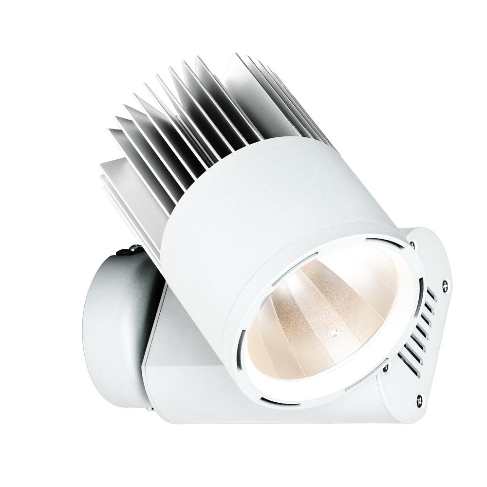 LED-Wandanbaustrahler-LECAR-Mini-Tube-Weiss-Generation