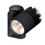 LED-Deckenanbaustrahler-LECAR-Mini-Tube-Generation-2-Schwarz