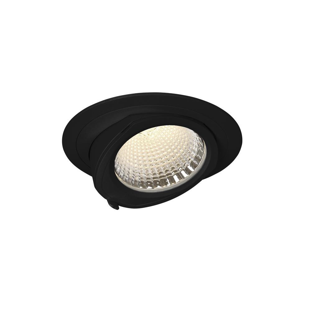 LED-Deckeneinbauleuchte-MULTI-LIGHT-MIDI-umweltfreundlicher-Einbaustrahler-zur-Shopbeleuchtung-Schwarz-LECAR