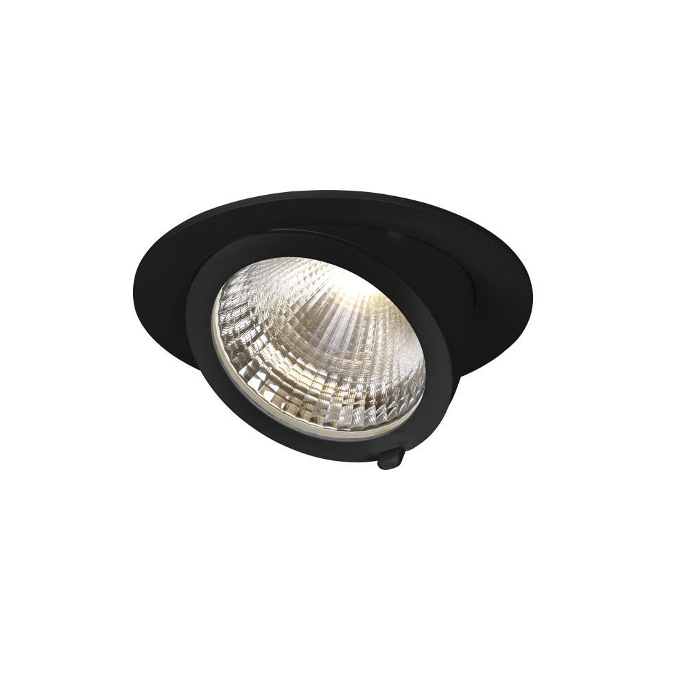 LED-Deckeneinbauleuchte-MULTI-LIGHT-MINI-energieeffizienter-Einbaustrahler-zur-Warenbeleuchtung-Schwarz-LECAR